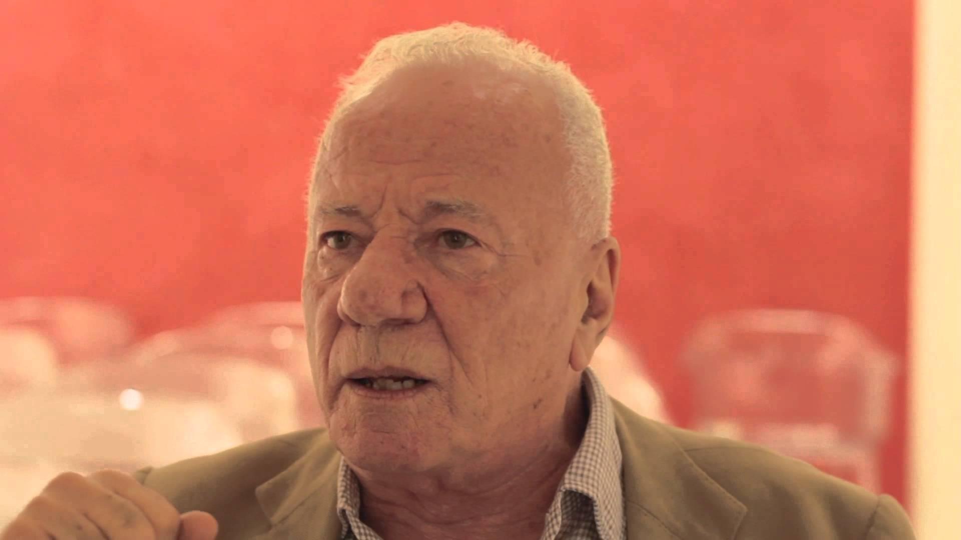 """Achille Bonito Oliva: """"Hermann Nitsch è il nuovo Caravaggio, risveglia la sensibilità"""""""