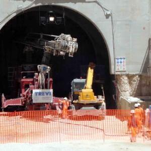Passante ferroviario, via ai lavori per la nuova galleria. Stop ai treni per Punta Raisi