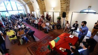 Palermo abbraccia Kobane  foto