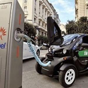 Auto elettriche, Palermo nella top ten