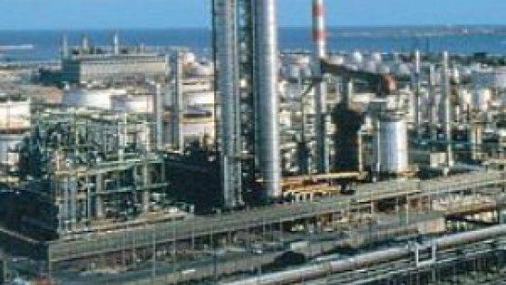 Incidente alla raffineria eni versalis di priolo morti for Priolo arredamenti torino