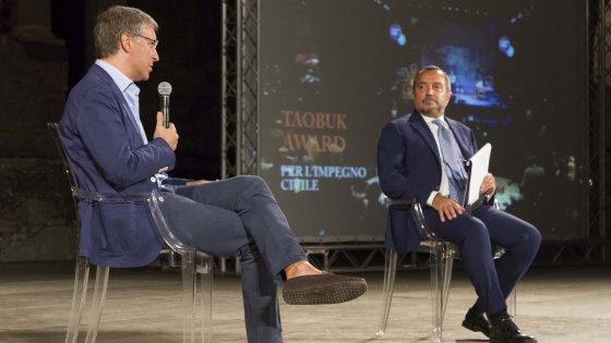 Diario da Taobuk: il Nobel Orhan Pamuk, l'innocenza contro i muri del mondo