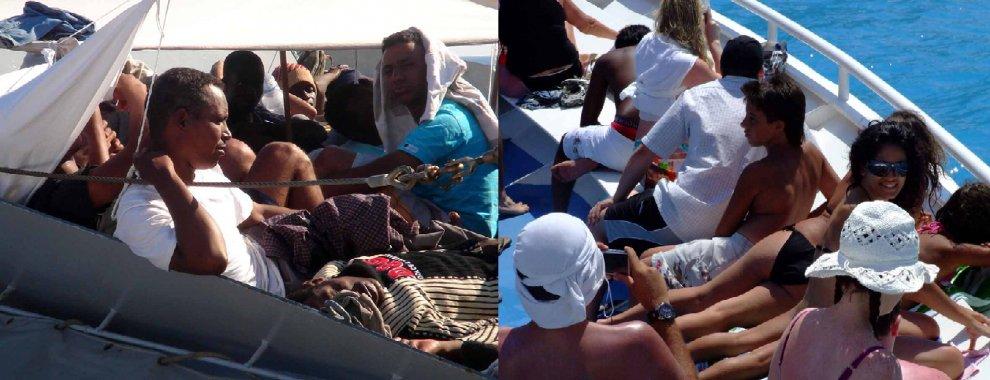 Il mito, i colori e i migranti: il Mediterraneo secondo gli artisti