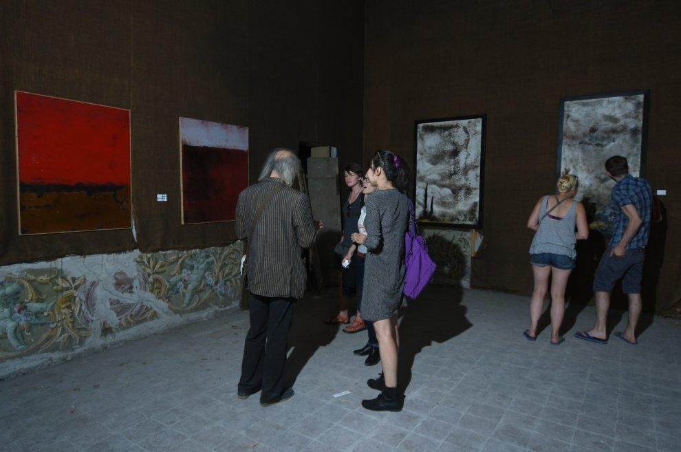 L'arte conquista Palazzo Costantino