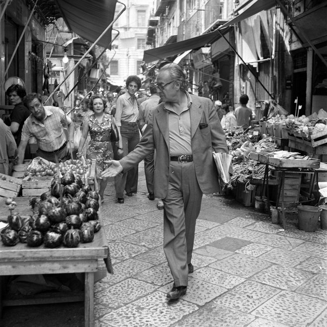 Palermo com'era nelle foto degli Scafidi