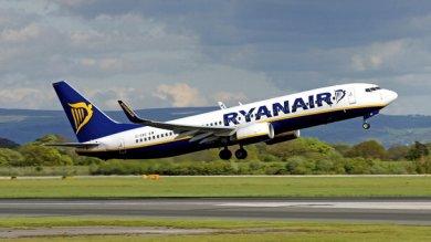 Guasto all'aereo, sei ore di attesa per un volo Ryanair