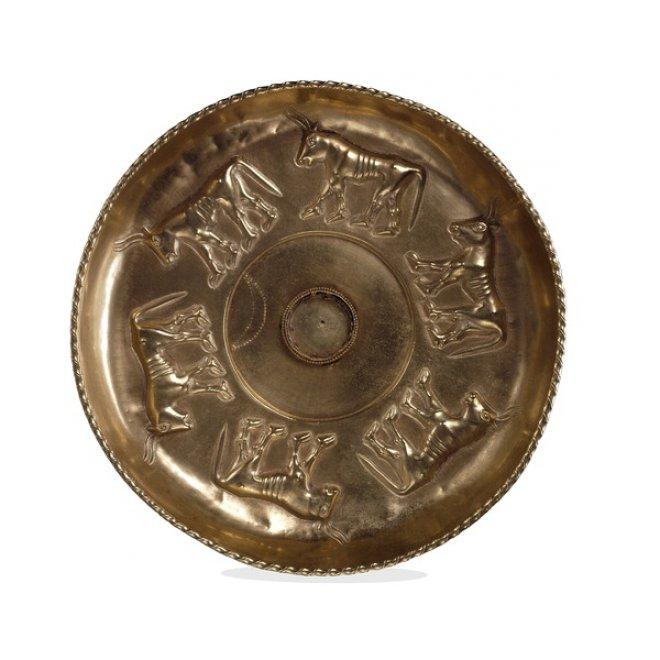 Gioielli e monete, a Siracusa i tesori siciliani del British