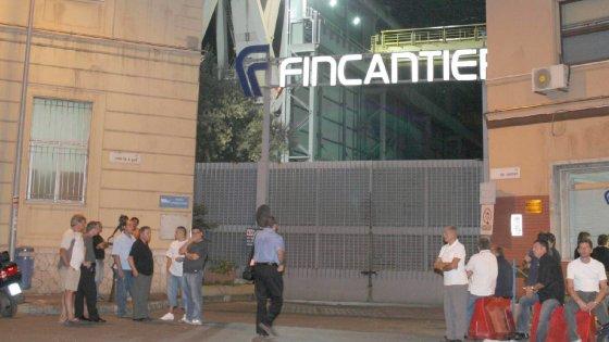 Operai morti per l'amianto, condannati gli ex direttori di Fincantieri Palermo