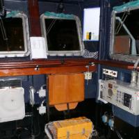Al porto di Trapani le navi della Marina che salvano i migranti