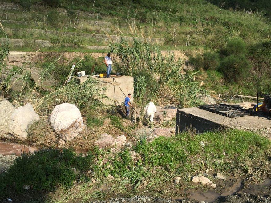 Messina senz'acqua: il nuovo guasto al bypass
