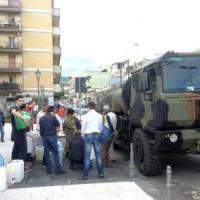 Messina senz'acqua, Curcio: