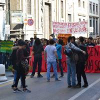 Palermo: studenti in corteo contro la Buona Scuola di Renzi, altri due istituti pronti all'occupazione