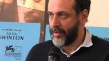 """Luca Guadagnino racconta il suo  """"A bigger splash """"  video"""