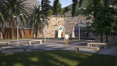 Progetto per la nuova stazione di Cefalù    ecco come diventerà Foto