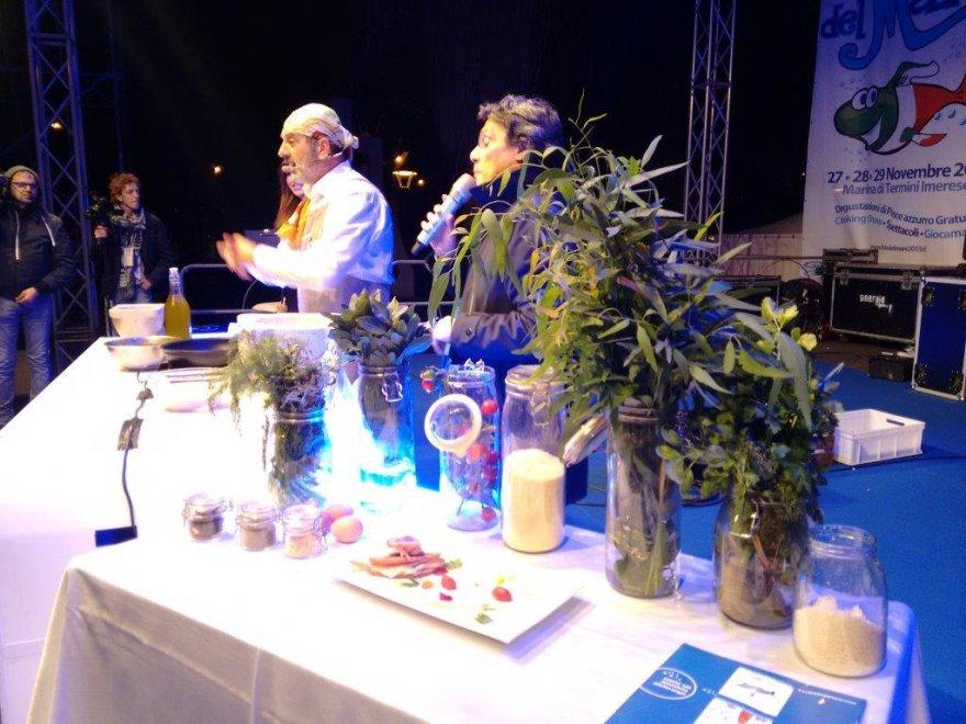 Chef emergenti e storia alla festa del mare a Termini