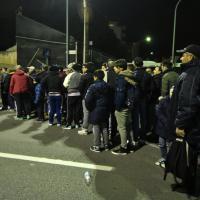 Palermo-Juventus, controlli e metal detector. Barbera blindato