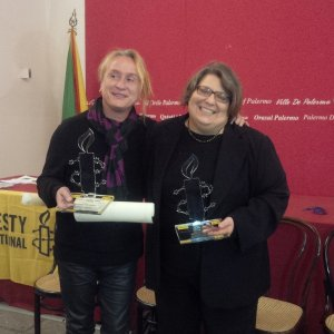 Diritti umani, una palermitana premiata da Amnesty International