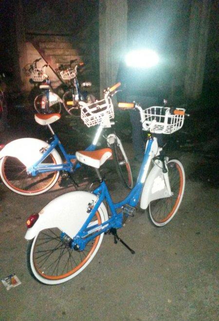 Palermo, rubate e ritrovate quattro bici del bike sharing