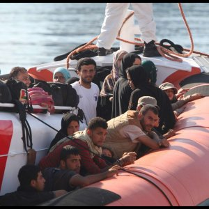 Trapani, respinti 120 migranti sbarcati a Palermo
