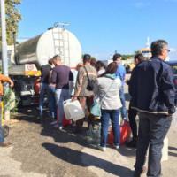 Messina, ancora emergenza idrica. Senz'acqua 120  famiglie