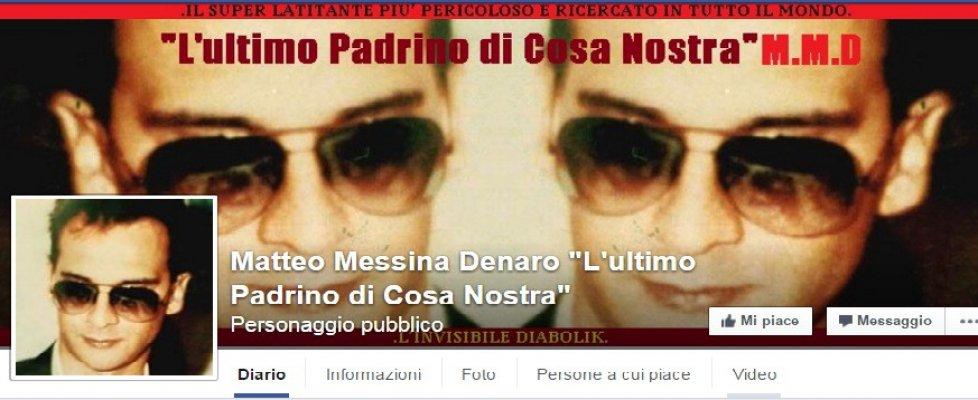 Una pagina Facebook dedicata al latitante Messina Denaro. Scoppia la polemica
