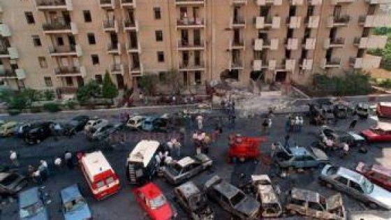 Via d'Amelio, archiviata l'indagine su poliziotti accusati di avere depistato inchiesta