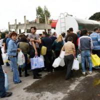 Messina di nuovo senz'acqua: ennesimo guasto all'impianto di Fiumefreddo