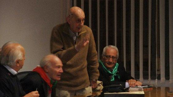 """Palermo, morto il partigiano """"Comandante Otello"""""""