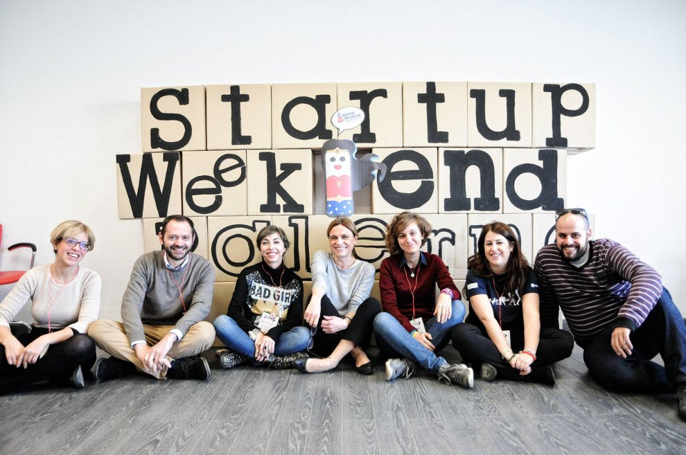"Idee d'impresa ""in rosa"", le donne dello Startup Weekend"