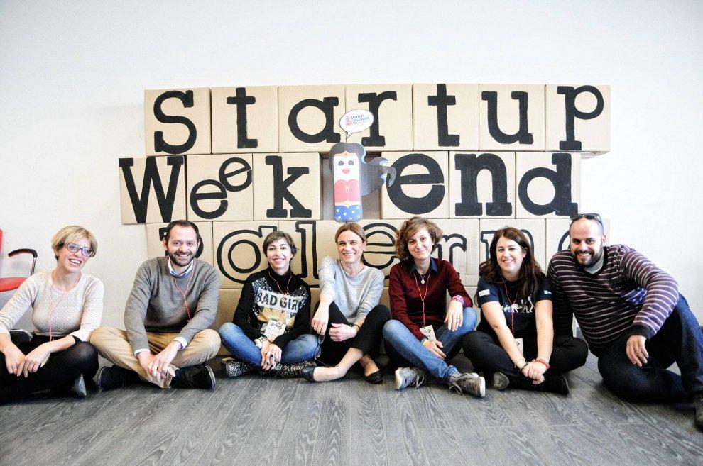 "Idee d'impresa ""in rosa"", le donne dello Startup Weekend"