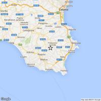 Scossa di terremoto di magnitudo 4.2 nel Siracusano