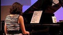 Pianopiano,  Giulia Catuogno  incanta l'auditorium