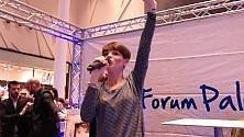 In tremila al Forum    foto    per Alessandra Amoroso