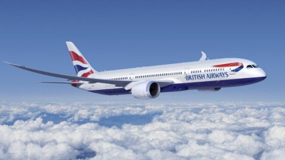 newest 1dbcf 93565 A Palermo atterra British Airways, i voli per Londra ...