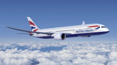 A Palermo atterra British Airways i voli per Londra presentati alla Bit