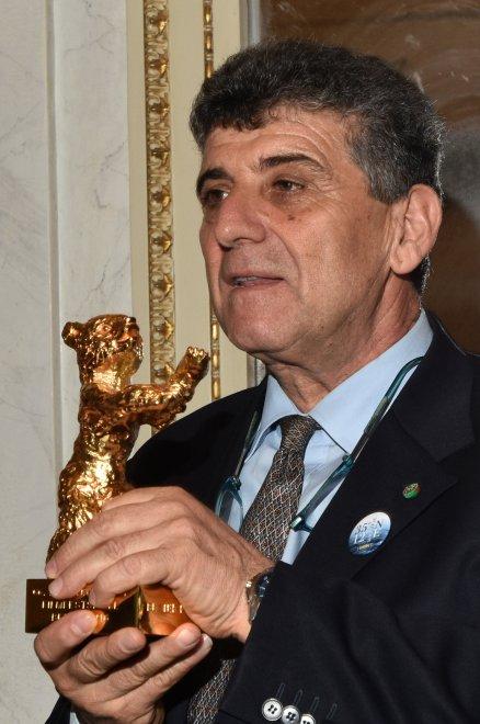 L'Orso d'oro di Rosi a Lampedusa, oggi l'omaggio al governatore