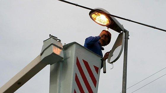 Favorita al buio per furti di rame al via i lavori per la nuova