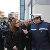 Carlentini, i funerali di Salvatore Failla. L'omaggio del collega sopravvissuto