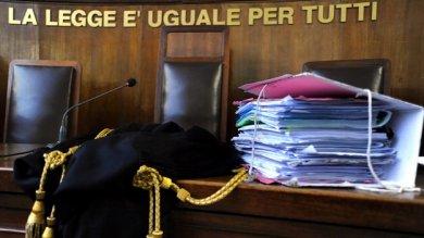Condanna definitiva a tre anni e 7 mesi, avvocato 81enne in carcere