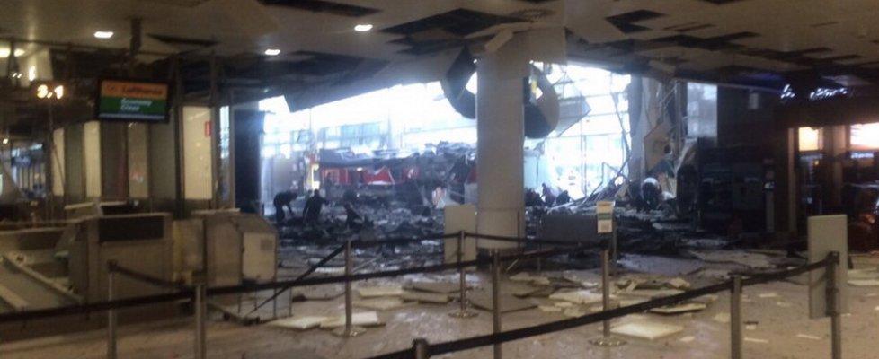 """Bruxelles sotto attacco, i siciliani nella capitale """"Chiusi in casa"""". Deputati bloccati in parlamento"""