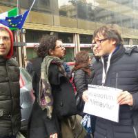 Almaviva, terzo giorno di proteste a Palermo. Blocchi in via Libertà