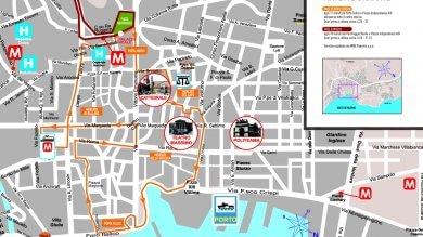 Palermo, Ztl: dal primo aprile le navette gratuite dell'Amat