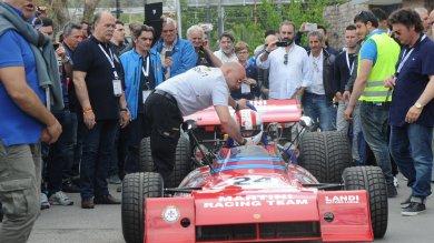 Auto storiche, la Formula 1 alla Favorita. Poi la scalata a Monte Pellegrino