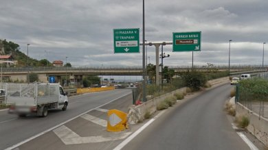 Palermo: cede giunto del viadotto, chiuso svincolo di Tommaso Natale dell'A29