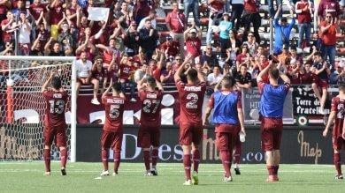 Serie B / Trapani-Novara 0-0 foto    ma i granata restano al terzo posto