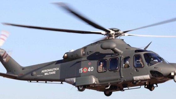 Elicottero In Tedesco : Da trapani a malta missione in elicottero per salvare il