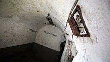 Palermo: le immagini del rifugio antiaereo sotto Palazzo delle Aquile