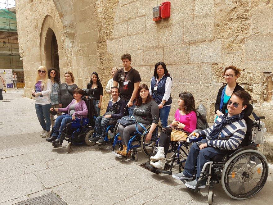 Tagli all'Università di Palermo, protesta degli studenti diversamente abili
