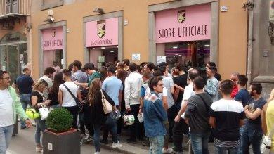 Palermo, biglietti esauriti per la partita con il Verona