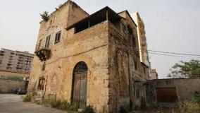 Il palazzo della marchesa Milletarì che ospitò Rosalia, futura patrona   di LINO BUSCEMI